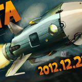 96wrld set @ Raketa club closing party 2012.12.21