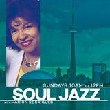 The Soul Jazz Show - Sunday January 24 2016