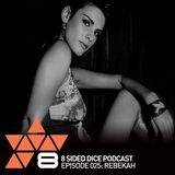 8 Sided Dice Podcast 025 with Rebekah