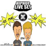 DJ 113 & DJ PHO Hip Hop Live Set La X Más Música - Septiembre 4
