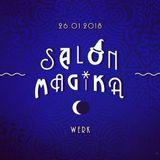 Scheibosan @ Salon Magika @ Werk 260118
