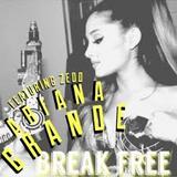 BREAK FREE - Ariana Grande Ft ZEDD (DJ ANGELO MARTINEZ MIX)