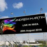 Andrew Martin Live in Ibiza 2018