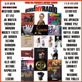 EastNYRadio PF CUTTIN all NEW Hiphop 11-3-16