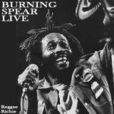 Burning Spear Live 1977 .