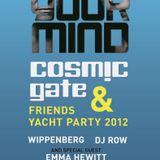 Cosmic Gate - Live @ Yacht Party Miami, WMC 2012 - 24.03.2012