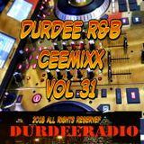 Durdee R&B CeeMixx Vol 31