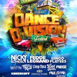 dj Biool @ Dance D-Vision - Creamm Stage 29-07-2016