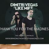 Dimitri Vegas & Like Mike - Bringing The World The Madness (FULL HD 2 HOUR LIVESET) [FREE DOWNLOAD]