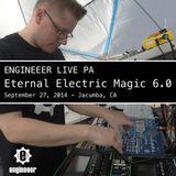 Eternal Electric Magic LIVE PA Sept. 27, 2014