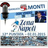 ZONA NAPOLI - Gianluca Monti (La Gazzetta dello Sport)