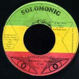 "Peter Tosh - Anti Apartheid / Solidarity ( JA Solomonic 7"")"