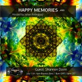 Shannon Davin - Happy Memories - July 11, 2016