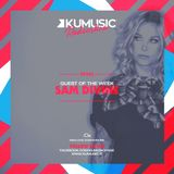 Kumusic Radioshow Ep.283 - Guest of the week: Sam Divine