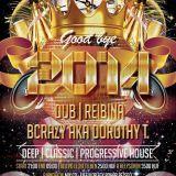 Good bye 2014 - BCrazy aka Dorothy T - Promo mix