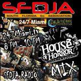 SFDJA House of Horrors Mix 09-29-13