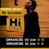 DANCING TIME spéciale HI RECORDS by Mat Black Voices LA RAPPORTEUZ RADIO
