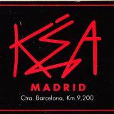 Napo @ Kea, Madrid (1998)