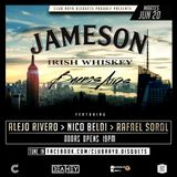 Nico Beldi - Dj Set, Jameson Live @ Korova Jul 2017
