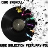 NUMBER FOUR HOUSE MUSIC FEBRUARY