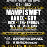 Dub Optic Presents: Annix & Friends - Warm Up Set 27/02/16