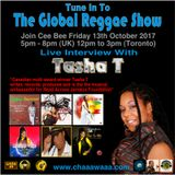 Cee Bee Global Reggae Show 067 13-10-2017
