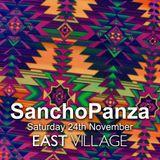 live at Sancho Panza Nov 27th 2012