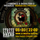 Strefa Dread 534 (Woman on a Mission), 05-03-2018
