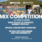 Defected x Point Blank Mix Competition: DJFRED from Bangkok