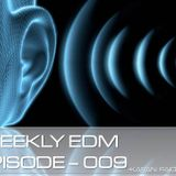 KARAN RAICHURA : WEEKLY EDM EPISODE 009