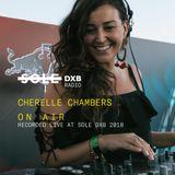 CHERELLE CHAMBERS at Sole DXB 2018 [FRI 07]