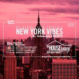 Sebastian Creeps aka Gil G - New York Vibes Radio Show on MyHouseRadio.fm NYC EP022