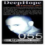 Deephope - Deep & Deeper 055 Guest mix @ Tunnel FM
