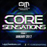 Core Sensations Episode 7 - Jan 2017
