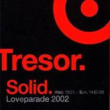Dj Rolando @ Solid Loveparade After Party - Tresor Berlin - 14.07.2002