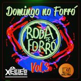 Dj  Xeleléu & Dj Edu Rio - Domingo no Forró Vol.3
