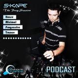 Simon Kape Presents S-Kape - The Prog Session 188