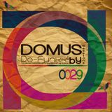 029 Veintinueve - Domus Sessions Mixed & Compiled by Do-Funkk!