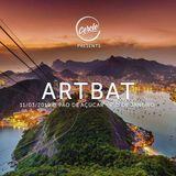 ARTBAT - Live @ Bondinho P�o de A��car (Cercle, Rio de Janeiro, Brazil) - 15-Mar-2019
