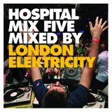 Hospital Mix Five - Mixed by London Elektricity