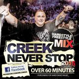 NEVER STOP 2015 - mixed by Creek