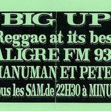 Big Up  Manuman & Peter    Radio Aligre 1996  PT  2