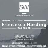 Episode 402 - Francesca Harding Takeover - January 7, 2017