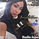 TJ SupaHype Live From The Fortress w/ Monique Defrance, Charles, Christina, Ash & Flame  4/17/18