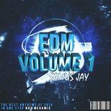 Samus Jay Presents EDM Megamix 2014 - 2015