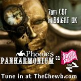 Phoole and the Gang  |  Show 183  |  Panharmonium! |  on TheChewb.com  |  17 Mar 2017