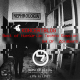 Koncertblog Best Of Hungarian Techno session by Dr. Zoidberg & artwork by Dori Pazonyi