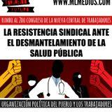 Forjando Futuro - Resistencia sindical en el sector salud