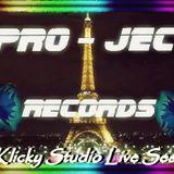 Dj Klicky-Live @Pro-Ject Rec. Studios(France)2