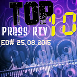 TOP 10 - RIVENDELL RADIO PRESS - ED# 25.08.2015